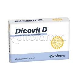 Dicovit D Vitamina D Per Bambini 45 Perle