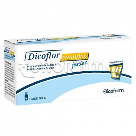 Dicoflor Complex Junior 12 Flaconcini