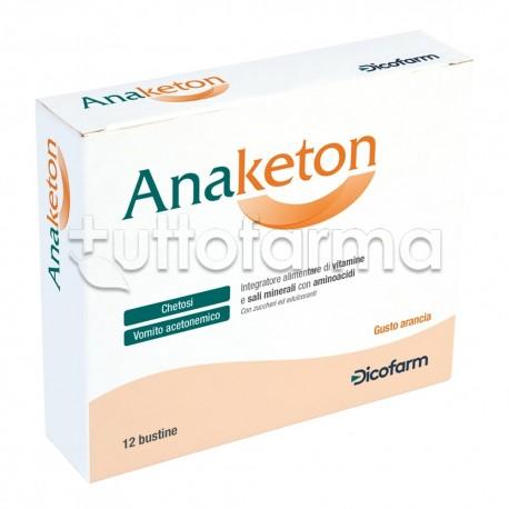 Anaketon Per Nausea E Vomito 12 Bustine