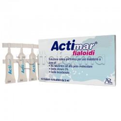 Actimar Fialoidi Per Aerosol Con Soluzione Ipertonica 15 Fiale 5ml