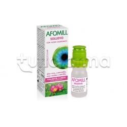 Afomill Sollievo Occhi Collirio Per Prurito E Arrossamento 10ml