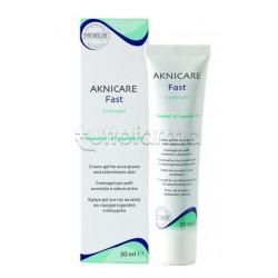 Aknicare Fast Crema-Gel Per Acne E Pelle Grassa 30ml