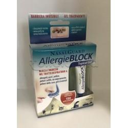 Allergie Block Gel Nasale Cattura Polline E Allergeni 3gr