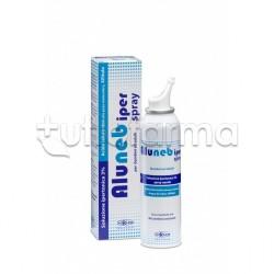 Aluneb Iper Spray Nasale Con Soluzione Ipertonica 125ml