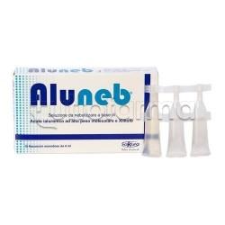 Aluneb Soluzione Fisiologica Isotonica 15 Fiale Da 4ml
