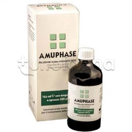 Amuphase Soluzione Acida Ossidante per le ferite 100ml