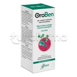 Aboca Oroben Collutorio Per le Gengive Infiammate 150ml