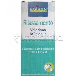 Boiron Valeriana Officinalis Per Rilassamento Estratto Idroalcolico 60ml