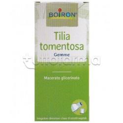 Boiron Tilia Tomentosa Gemme Macerato Glicerico 60ml