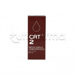 Igeakos Cat 1 Gocce Omeopatiche per Patologie Croniche 50ml