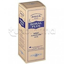 Boral Plus Spray Auricolare per l'Orecchio 100ml