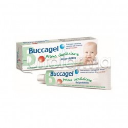 Buccagel Gel Prima Dentizione per i Primi Denti del Bambino da 20ml