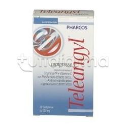 Pharcos Teleangyl Integratore per Circolazione 30 Compresse