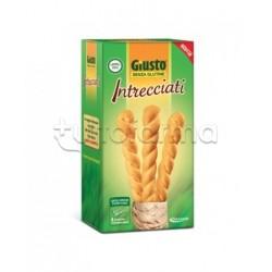 Giuliani Giusto Grissini Intrecciati Senza Glutine Per Celiaci 180g