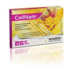 Named Cellnam Integratore per la Circolazione 30 Capsule
