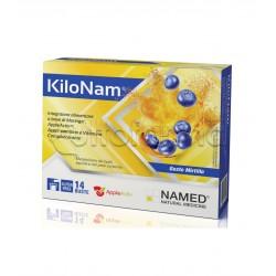Namedm KiloNam Integratore per Il Controllo del Peso 14 Buste
