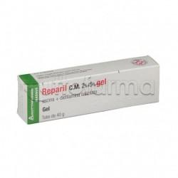 Reparil Gel CM per Ematomi e Traumi 40 Grammi 2% + 5%