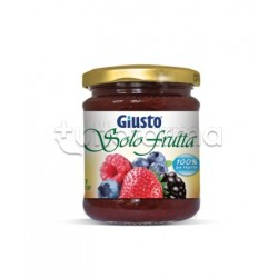 Giuliani Giusto Marmellata Frutti Bosco Senza Zucchero 284g