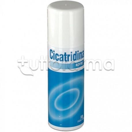 Cicatridina Spray per la Cicatrizzazione della Pelle 125ml