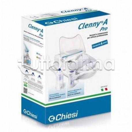 Clenny A Pro Apparecchio per Aerosol a Compressore