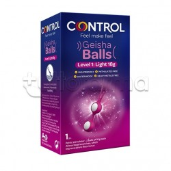 Control Geisha Balls Stimolatore Vaginale 1 pezzo