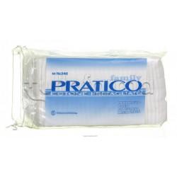 Cotone Pretagliato Family per Medicazioni 60 faldine 10x10cm