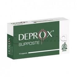 Deprox per Infiammazione della Prostata 10 Supposte