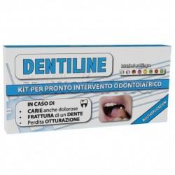 Dentiline Kit Pronto Intervento Odontoiatrico Pasta 2gr e Fiala 1gr