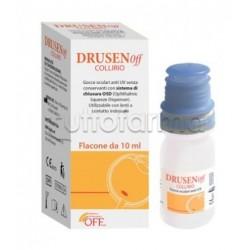 DrusenOff Collirio Idratante 10ml