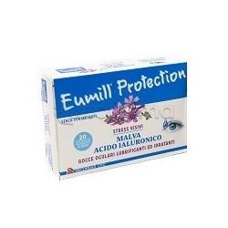 Eumill Protection Stress Visivo Gocce 10 Flaconcini Monodose