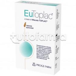 Eutoplac Sospensione Oleosa per le Cicatrici 7 Capsule Spremibili