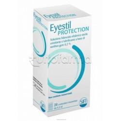 Eyestil Protection Collirio Lubrificante 20 Contenitori Monodose