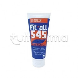 Fit All 545 Crema Gel per Dolori Articolari e Muscolari 100ml