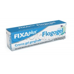 Flogogel Crema Gel Per le Gengive Irritate 15ml