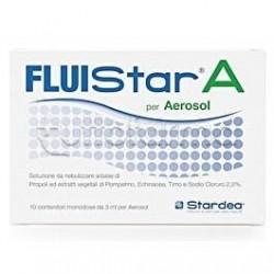 Fluistar A Soluzione per Aerosol 10 Flaconi Monodose