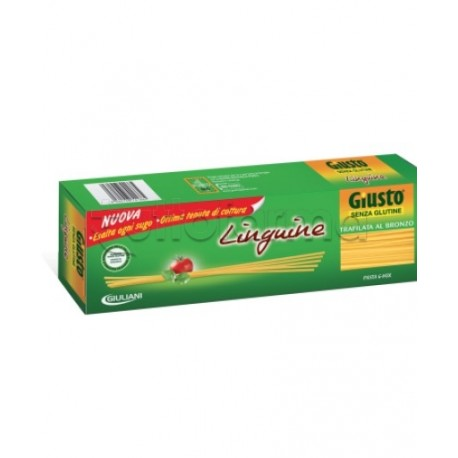 Giuliani Giusto Senza Glutine Per Celiaci Pasta G-Mix Linguine 500g