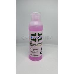 Gel Igienizzante Mani con Alcool Profumato Formato Tascabile 110ml
