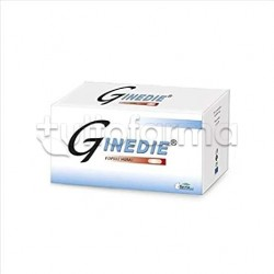 Ginedie per le Infezioni Batteriche Vaginali 8 Capsule Vaginali