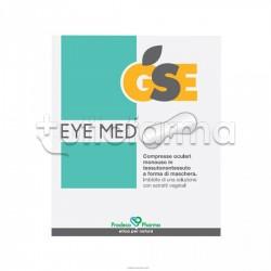 GSE Eye Med per gli Occhi Stanchi 10 Compresse Oculari