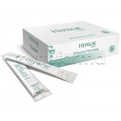 Hepilor per Proteggere la Mucosa Gastrica 20 Stick Monodose