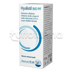 Hyalistil Bio PF Collirio per Occhi Rossi e Stanchi 10ml