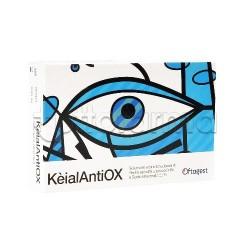 Keial Antiox Collirio per Occhi Arrossati e Stanchi 15 Flaconi