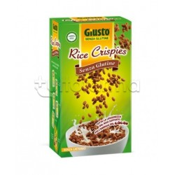 Giuliani Giusto Rice Crispies Cacao Senza Glutine Per Celiaci 250g