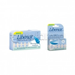 Libenar Aspiratore Nasale Soft per Neonati con 20 Filtri Ricambio