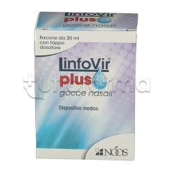 Linfovir Plus Gocce Nasali per il Naso Chiuso 20ml