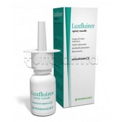 Luxfluires Spray Nasale per il Naso Chiuso 20ml
