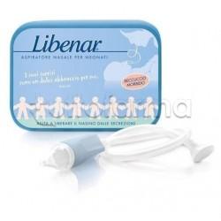 Libenar Aspiratore Nasale Premium per Neonati