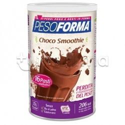 Pesoforma Choco Smoothie al Cioccolato Sostituto Pasto 436gr per 16 Pasti