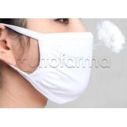 Mascherina Fascia Facciale Protettiva Riutilizzabile 1 Pezzo
