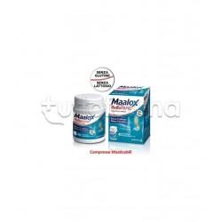 Maalox RefluRapid per Reflusso e Acidità di Stomaco 40 Compresse Masticabili